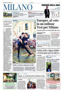 Corriere della Sera Milano – 26 maggio 2019