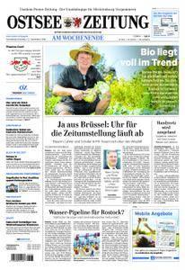 Ostsee Zeitung Wolgast - 01. September 2018