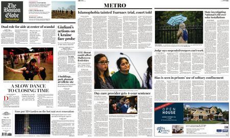 The Boston Globe – October 12, 2019