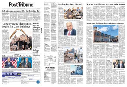 Post-Tribune – November 07, 2020