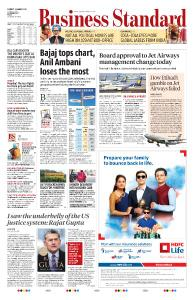 Business Standard - March 25, 2019