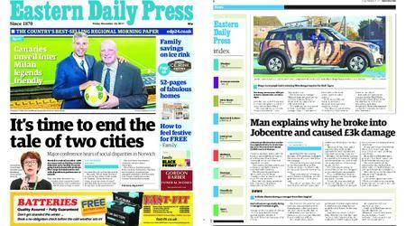 Eastern Daily Press – November 24, 2017