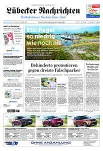 Lübecker Nachrichten Ostholstein Süd - 24. August 2018