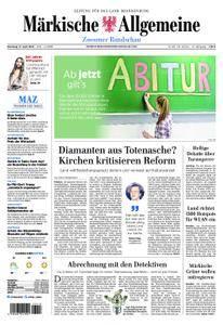 Märkische Allgemeine Zossener Rundschau - 17. April 2018