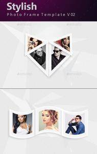 GraphicRiver - Stylish Photo Frame Template v02