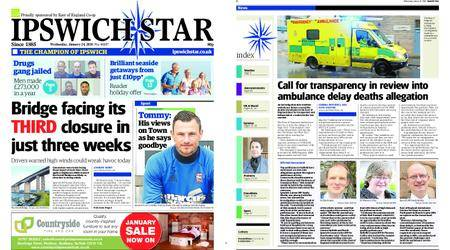 Ipswich Star – January 24, 2018