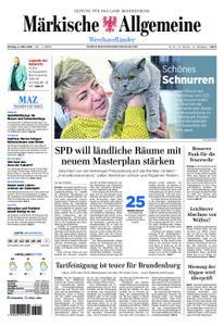 Märkische Allgemeine Westhavelländer - 04. März 2019