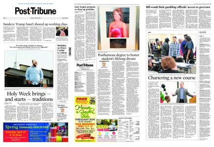 Post-Tribune – April 14, 2019