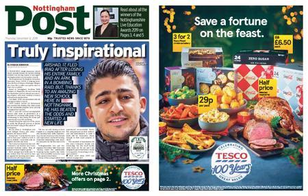 Nottingham Post – December 12, 2019
