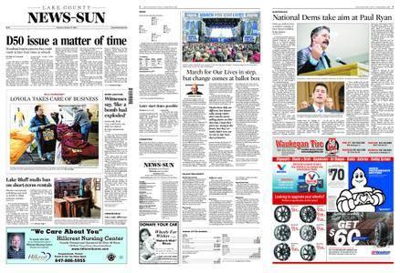 Lake County News-Sun – March 27, 2018
