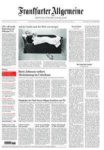 Frankfurter Allgemeine Zeitung F.A.Z. mit Rhein-Main Zeitung - 04. September 2019