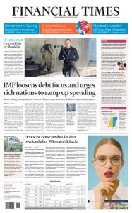 Financial Times USA - October 6, 2020