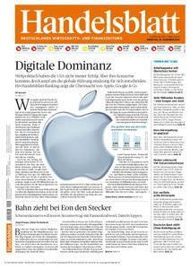 Handelsblatt - 29. Dezember 2015