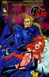 Flesh  Blood Pre Existing Conditions 001 Talon Blindwolf 1996