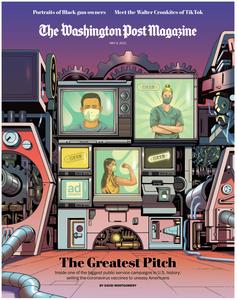 The Washington Post Magazine - 09 May 2021