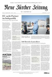 Neue Zürcher Zeitung - 17 September 2021