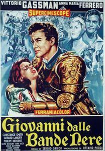 The Violent Patriot (1956) Giovanni dalle bande nere