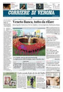 Corriere di Verona - 28 Marzo 2018