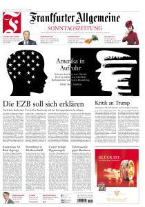 Frankfurter Allgemeine Sonntags Zeitung - 7 Juni 2020