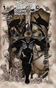 Tarot Witch of The Black Rose 079 - Tarot Witch Of The Black Rose 079c2c 2 covers 2013