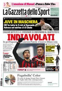 La Gazzetta dello Sport Roma – 11 febbraio 2019