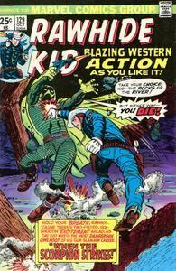 Rawhide Kid v1 129 1975 Brigus