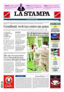 La Stampa Roma - 24 Gennaio 2020