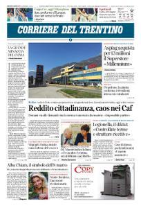 Corriere del Trentino – 05 marzo 2019