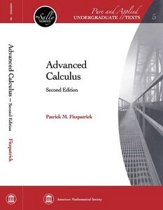 Advanced Calculus, 2nd edition (repost)
