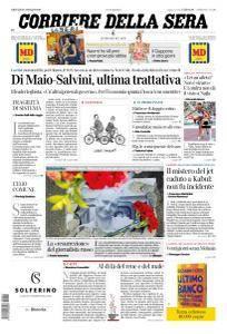 Corriere della Sera - 31 Maggio 2018