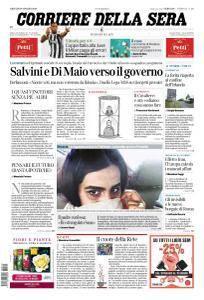 Corriere della Sera - 10 Maggio 2018