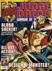 Judge Dredd - Lawman of the Future 016 1996-02-23 Zeg