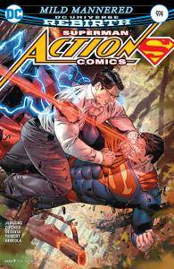 Action Comics 974 2017 2 covers Digital Zone-Empire