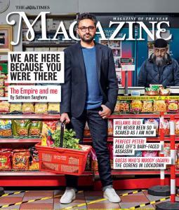 The Times Magazine - 16 January 2021