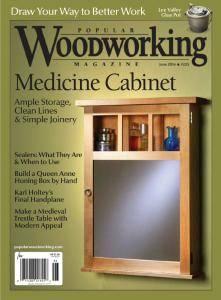 Popular Woodworking - June-July 2016