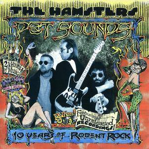 The Hamsters - Pet Sounds: 10 Years of Rodent Rock (1998) 2CDs