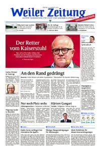 Weiler Zeitung - 16. August 2019