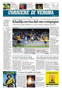 Corriere di Verona - 7 Gennaio 2018