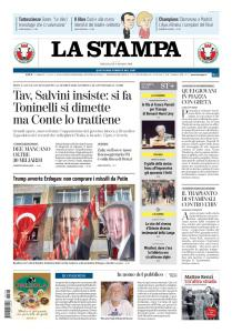 La Stampa Torino Provincia e Canavese - 6 Marzo 2019