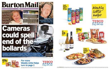 Burton Mail – March 12, 2020