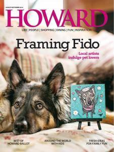 Howard Magazine - August 2016