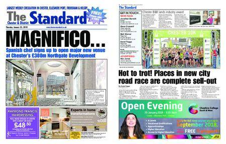 The Standard Chester & District – January 25, 2018