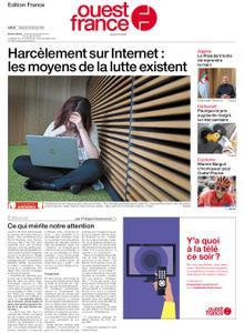 Ouest-France Édition France – 20 février 2021