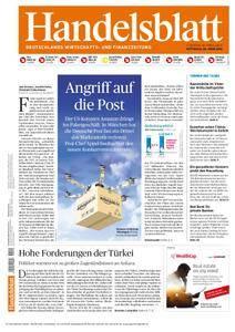 Handelsblatt - 09. März 2016
