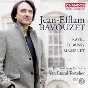 Jean-Efflam Bavouzet plays Maurice Ravel, Claude Debussy & Jules Massenet (2010) [Re-Up]