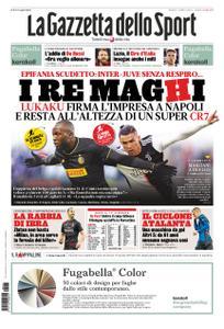 La Gazzetta dello Sport Sicilia – 07 gennaio 2020