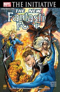 Fantastic Four 548 2007 digital Minutemen-Faessla