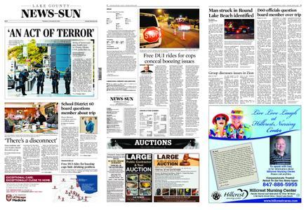 Lake County News-Sun – October 25, 2018