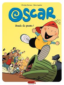 Oscar - Tome 1 - Boule de Gnome!