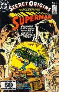 Secret Origins v2 01 - Golden Age Superman